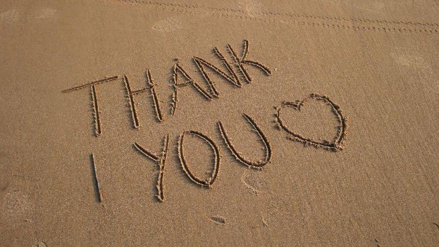 Ringraziare i donatori, una pratica saggia
